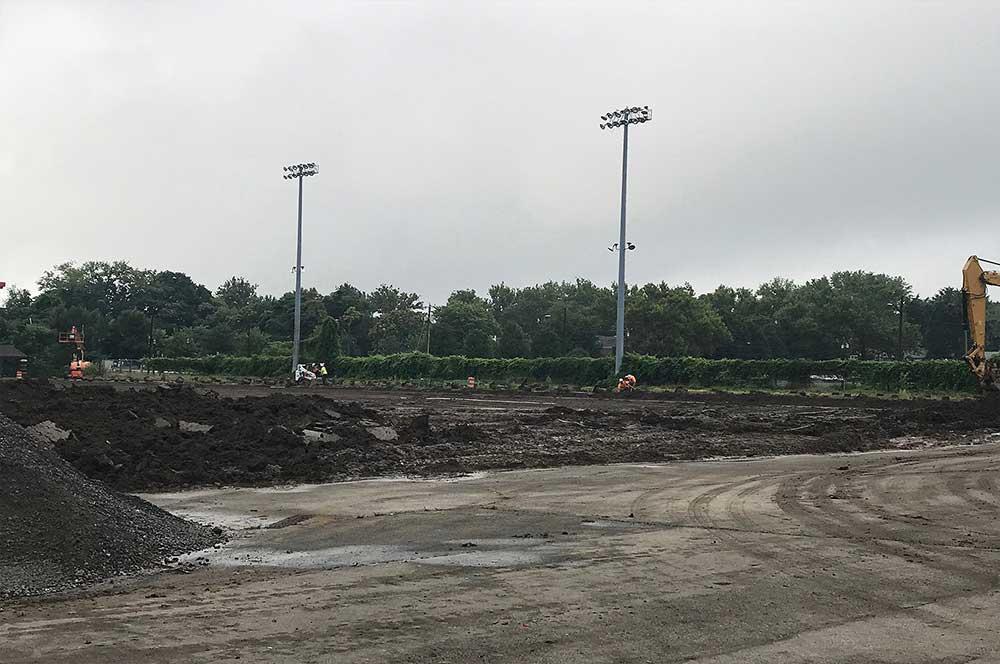 Dillon Stadium - Capital Region Development Authority