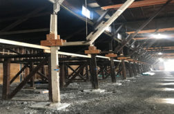 ParkvilleMarket-New Support Beams-62019